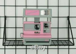 Pink And Grey Polaroid Cool Cam Instant Film Camera (600