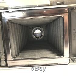 Polaroid 110A Land Camera + Films Type 42 47 Kamera Instant Roll Film Sofortbild