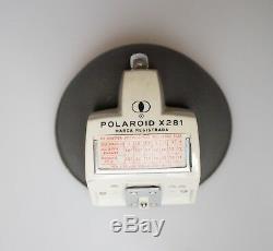 Polaroid 110A Land Kamera vollständiges Set