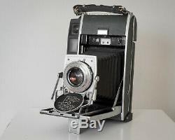Polaroid 110B Camera (Converted to 405 back)