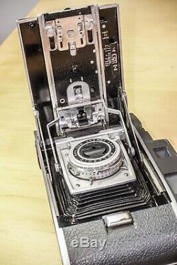 Polaroid 110B Camera, Four Designs Converted