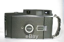 Polaroid 110B Land Camera with Rodenstock-Ysarex 4.7 127mm Lens. EXCELLENT++