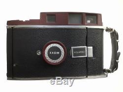 Polaroid 110B Modified