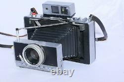 Polaroid 180 Classic Instant Print Camera with Manual Lens Aperture & Shutter