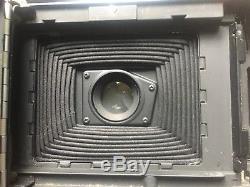 Polaroid 180 Land Camera Tominon 114mm F4.5 Lens