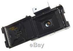 Polaroid 180 Land Instant Film Camera Tominon 14.5 f=114mm Lens