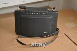 Polaroid 190 Rangefinder Land Camera Tominon Lens
