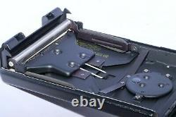 Polaroid 195 Instant Land Camera. Tominon 114mm f3.8 lens. Manual SET shutter