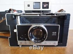 Polaroid 195 Land Camera (Seiko Tominon 3.8 lens / Zeiss Ikon viewfinder)