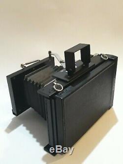 Polaroid 195 Procam Camera (Prototype #2) Copal 0 shutter & tominon 114mm f/4.5