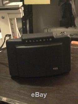 Polaroid 195 camera