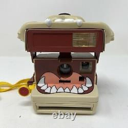 Polaroid 1999 Tasmanian Devil 600 Taz Looney Tunes Film Camera WORKING