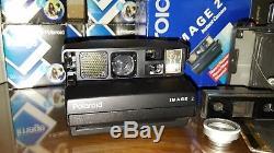 Polaroid 340 + 103 + Image 2 +135 Films For Both Huge Job Lot Bargain Enthusiast