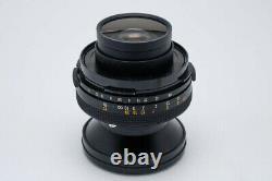 Polaroid 600SE Black Body with 75mm f5.6 & 150mm f5.6 Mamiya Lenses