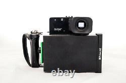 Polaroid 600SE Instant Film Camera Mamiya 127mm F4.7 Lens