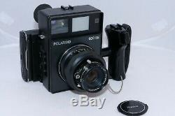 Polaroid 600SE Instant film camera with manual shutter and lens aperture