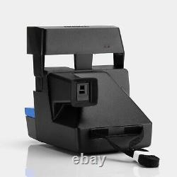Polaroid 600 Amoco Customer First Spirit 600 Blue Camera Mint
