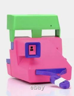 Polaroid 600 Barbie Throwback Instant Film Camera