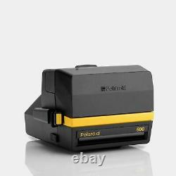 Polaroid 600 Cool Cam Yellow Instant Film Camera