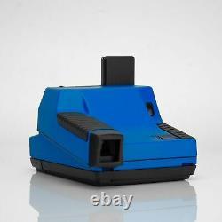 Polaroid 600 Impulse Autofocus Blue Instant Film Camera