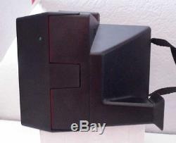Polaroid 600 Instant Film Camera-TEAM CAMPBELL +Box & Manual RARE PROMO TESTED