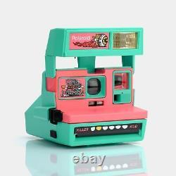 Polaroid 600 Killer Acid Instant Film Camera