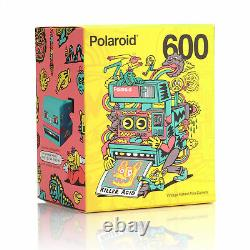 Polaroid 600 Polaroid X Killer Acid Instant Camera