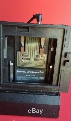 Polaroid 600 SE CB 70, 600 Instant Back. Mamiya Press Use 600 or I-Type Film