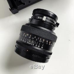Polaroid 600 SE Komplettpaket inkl. 127mm 14,7 Objektiv + 8 Filme fuji fp100c