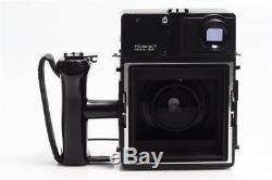 Polaroid 600 SE w. Mamiya 5.6/75mm