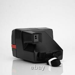 Polaroid 600 Supercolors Red Instant Film Camera