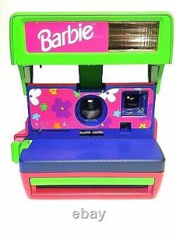 Polaroid 600 kamera Barbie