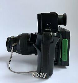Polaroid 600se instant Film Camera + 150ml F5.6 Mamiya Lens