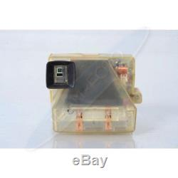 Polaroid 660AF Transparent Sofortbildkamera