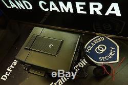 Polaroid 660 600 Transparent Sales Demonstration Super Rare Mint Museum Piece