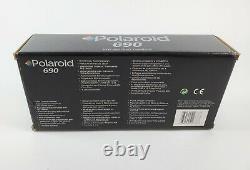 Polaroid 690 SLR Instant Camera New in Box (lot#5-3-07)