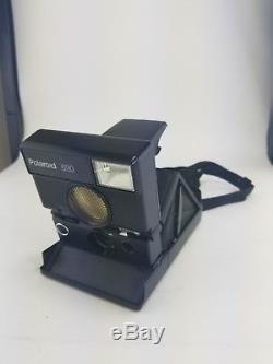 Polaroid 690 SLR Instant Camera With Box