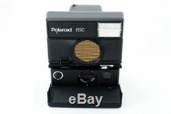 Polaroid 690 SLR Point & Shoot Instant Film Camera Body Only Japan Very good