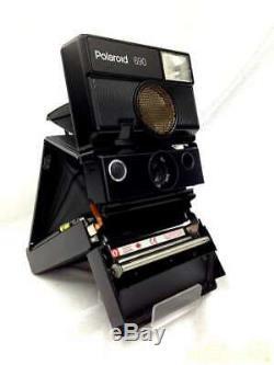 Polaroid 690 Slr Instant Camera