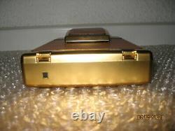 Polaroid Camera SX-70 Alpha 1 GOLD LtD Mildred Scheel Nr. 586 Neu