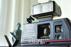 Polaroid Dental Pro II Impulse SE Close-up Professional MIB Rare PX 680 PX 600