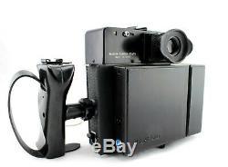 Polaroid Film Back for Mamiya Universal & Battery Pack SX70, 600, I Type, CB70