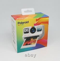 Polaroid Go White Instant Camera World's smallest instant camera! In stock