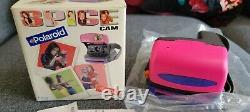 Polaroid Instant Camera Spice Girls With Box (New)
