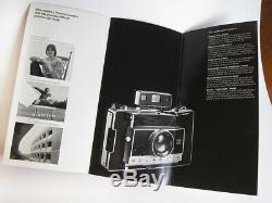 Polaroid Land Camera 195 Professional Model