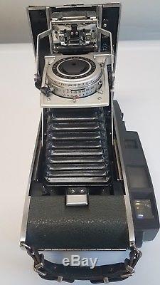 Polaroid Land Camera Mod 110B Ennit 4.7/127 Lens