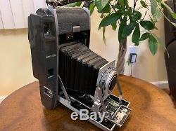 Polaroid Land Camera Model 110B with Accessories