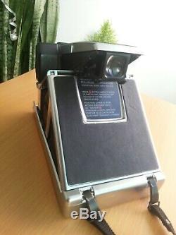 Polaroid Land Camera SX70 Autofocus Sonar