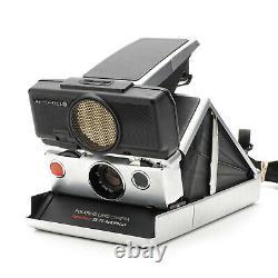 Polaroid Land Camera Time Zero SX-70 Autofocus AF Film Tested