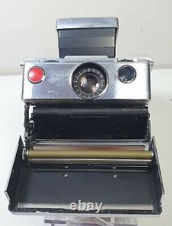 Polaroid Land SX-70 Camera (1972) Super Clean! Working